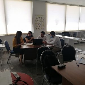 Quality Assurance Office conducted a training session for the new faculty members